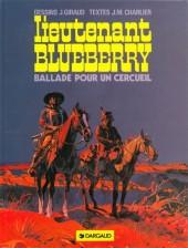 Blueberry -15b1987- Ballade pour un cercueil