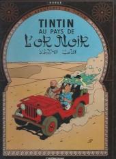 Tintin (Historique) -15C7- Au pays de l'or noir
