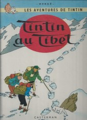 Tintin (Historique) -20C3ter- Tintin au Tibet