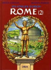 Orion (Les voyages d') -5- Rome (2)