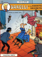 Barelli -2- Barelli et les agents secrets