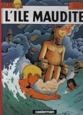 Alix -3d1996- L'île maudite