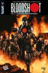 Bloodshot -3- La Guerre des Harbingers