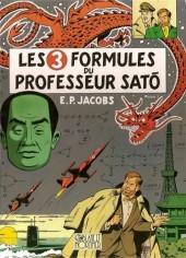 Blake et Mortimer -11b05- Les 3 formules du Professeur Satô - Tome 1