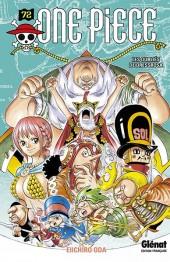 One Piece -72- Les Oubliés de Dressrosa