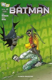Batman Vol.2 -41- ¡Batman y Robin Deben Morir!