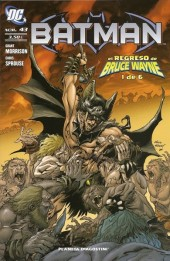 Batman Vol.2 -43- El Regreso de Bruce Wayne. 1 de 6