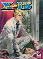 X-13 agent secret -184- Signal de retraite