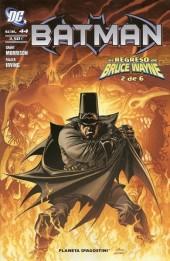 Batman Vol.2 -44- El Regreso de Bruce Wayne. 2 de 6