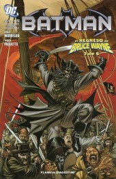 Batman Vol.2 -45- El Regreso de Bruce Wayne. 3 de 6