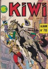 Kiwi -REC078- Album N°78 (du n°336 au n°338)