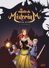 Les enquêtes du Misterium -1- Le Mystère Baphomet