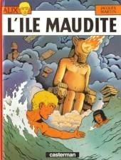 Alix -3d1985- L'île maudite