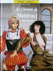Les chemins de Malefosse -1c1990- Le diable noir