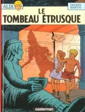 Alix -8c1996- Le Tombeau étrusque