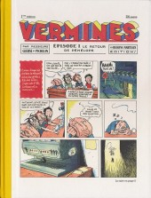 Vermines - Épisode 1 Le retour de Pénélope