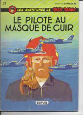 Buck Danny -37Pub- Le Pilote au masque de cuir