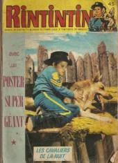 Rin Tin Tin & Rusty (2e série) -45- Les cavaliers de la nuit