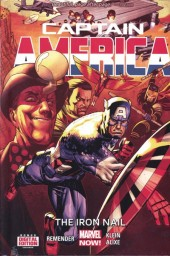 Captain America (2013) -INT04- The Iron Nail