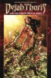 Dejah Thoris And The Green Men Of Mars (2013)