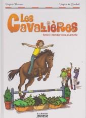 Les cavalières -2- Rendez-vous à Lamotte