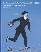 Jacques Prévert n'est pas un poète -1- Prévert, inventeur