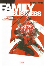 Couverture de Spider-Man : Family Business