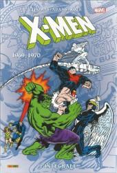 X-Men (L'intégrale) -21a2014- X-Men : l'intégrale 1969-1970