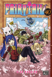 Fairy Tail -40- Tome 40