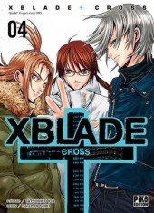 Xblade cross -4- Tome 4