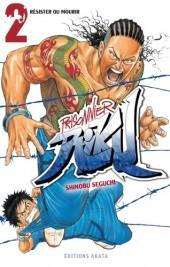 Prisonnier Riku -2- Résister ou mourir