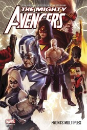 Mighty Avengers (The) -2- Fronts Multiples