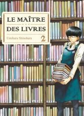 Le maître des livres (Toshokan no Aruji)  -2- Tome 2
