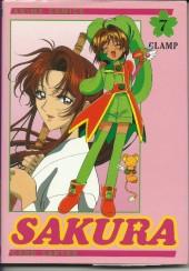 Card Captor Sakura (Anime Comics) -7- Sakura et la belle enseignante