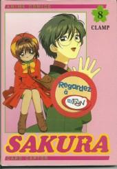 Card Captor Sakura (Anime Comics) -8- Sakura, Kélo et Shaolan