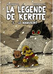 La légende de Kerfite -1- Le manuscrit