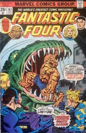Fantastic Four (1961) -161- All the worlds at once!