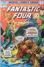 Fantastic Four (1961) -160- In one world..and out the other!