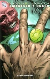 Green Lantern (Linterna Verde): Números Únicos - Green Lantern: Amanecer y Ocaso