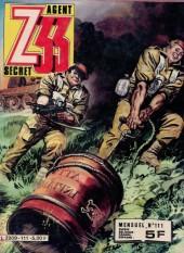 Z33 agent secret -111- Dangereux anniversaire
