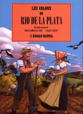 Les colons du Rio de la Plata -2- Rosario Oriental