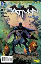 Batman (2011) -33- Zero Year: Savage City
