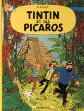 Tintin (Historique) -23C8- Tintin et les Picaros