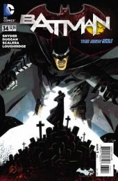 Batman (2011) -34- The Meek