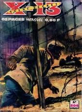 X-13 agent secret -204- Jeu dangereux