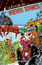 Clásicos DC: Nuevos Titanes -4- Clásicos DC: Nuevos Titanes Nº 04