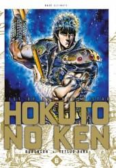 Hokuto no Ken - Deluxe -6- Tome 6