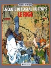 La quête de l'oiseau du temps -3a1990- Le rige