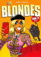 Les blondes -21- Olé !