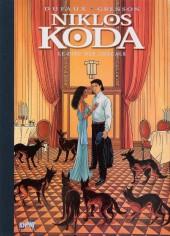 Niklos Koda -TT1- Tirage de tête des tomes 1 et 2